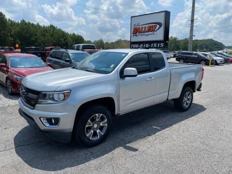 2015 Chevrolet Colorado for sale at Billy Ballew Motorsports in Dawsonville GA