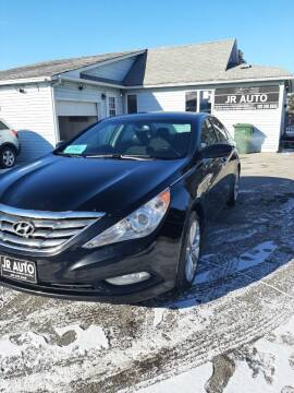 2013 Hyundai Sonata for sale at JR Auto in Brookings SD