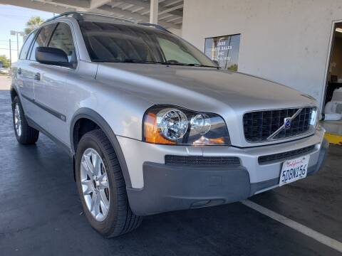 2004 Volvo XC90 for sale at Express Auto Sales in Sacramento CA