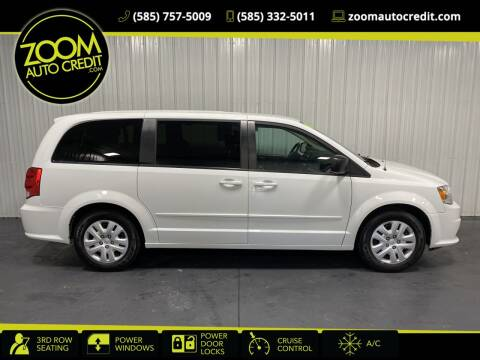 2015 Dodge Grand Caravan for sale at ZoomAutoCredit.com in Elba NY