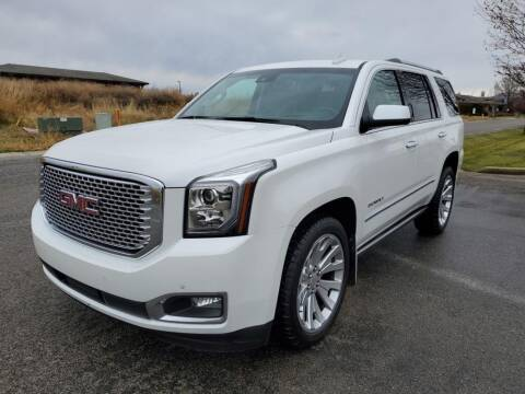 2017 GMC Yukon for sale at Group Wholesale, Inc in Post Falls ID