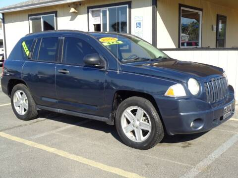 2008 Jeep Compass for sale at BBL Auto Sales in Yakima WA