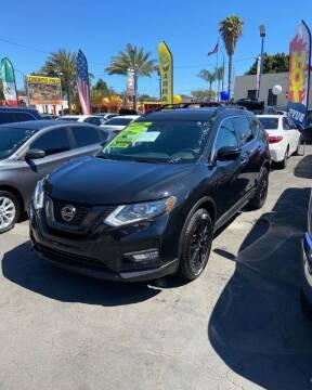 2018 Nissan Rogue for sale at 2955 FIRESTONE BLVD - 3271 E. Firestone Blvd Lot in South Gate CA