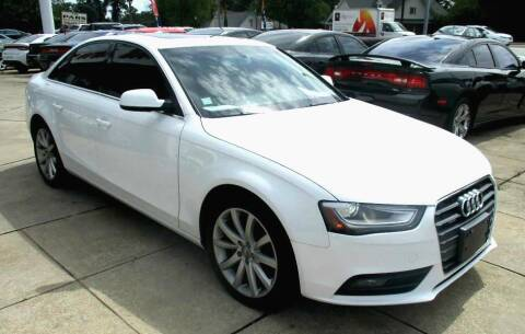 2013 Audi A4 for sale at Pars Auto Sales Inc in Stone Mountain GA