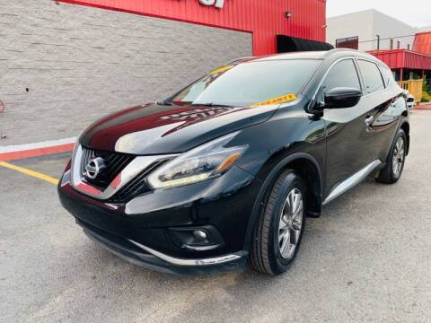 2018 Nissan Murano for sale at Auto Depot of Smyrna in Smyrna TN