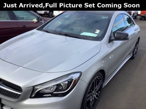 2018 Mercedes-Benz CLA for sale at Royal Moore Custom Finance in Hillsboro OR