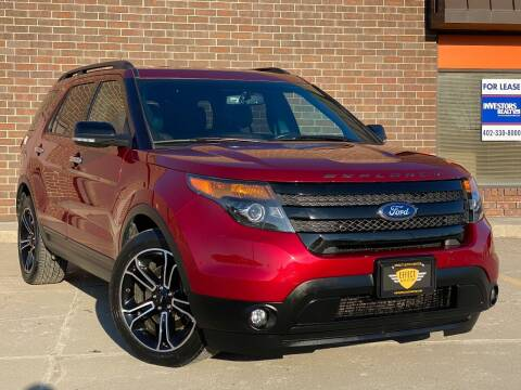 2013 Ford Explorer for sale at Effect Auto Center in Omaha NE