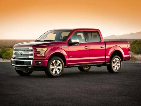 2016 Ford F-150 for sale at GRIEGER'S MOTOR SALES CHRYSLER DODGE JEEP RAM in Valparaiso IN