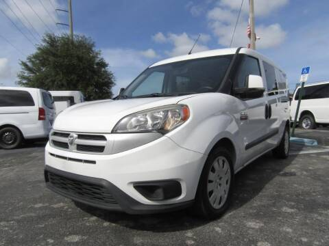 2016 RAM ProMaster City Wagon for sale at Truck and Van Outlet - Hollywood Inventory in Hollywood FL