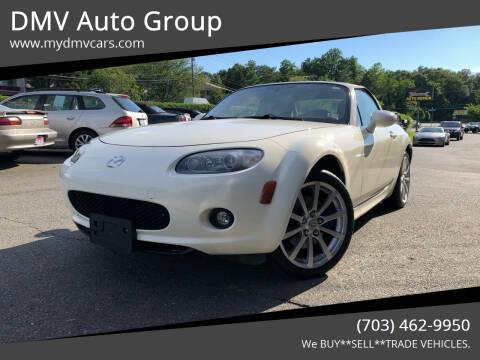 2008 Mazda MX-5 Miata for sale at DMV Auto Group in Falls Church VA