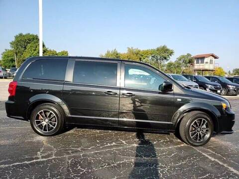 2014 Dodge Grand Caravan for sale at Hawk Chevrolet of Bridgeview in Bridgeview IL