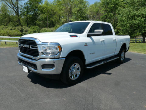 2020 RAM Ram Pickup 2500 for sale at Woodcrest Motors in Stevens PA