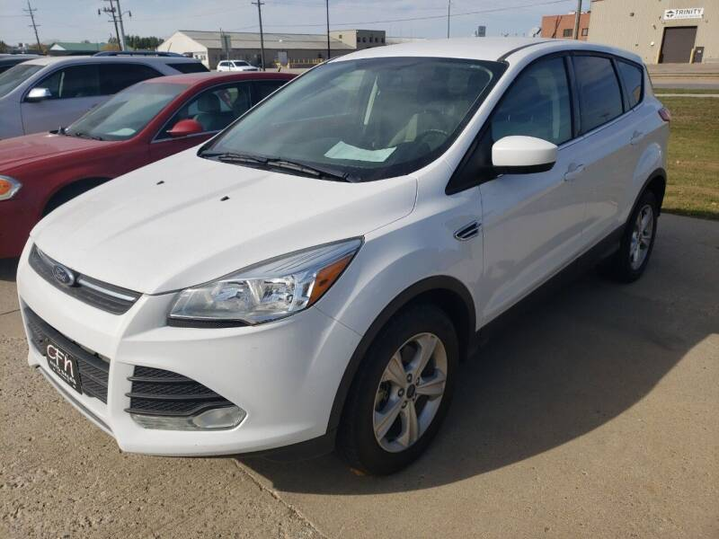 2015 Ford Escape for sale at CFN Auto Sales in West Fargo ND
