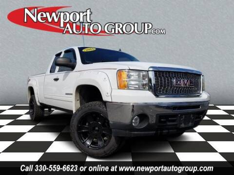 2012 GMC Sierra 1500 for sale at Newport Auto Group in Austintown OH