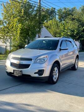 2011 Chevrolet Equinox for sale at Suburban Auto Sales LLC in Madison Heights MI