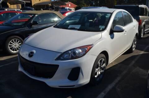 2013 Mazda MAZDA3 for sale at Georgia Import Auto in Alpharetta GA