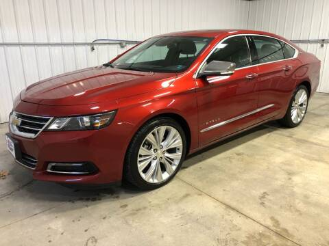 2014 Chevrolet Impala for sale at Karl Pre-Owned in Glidden IA