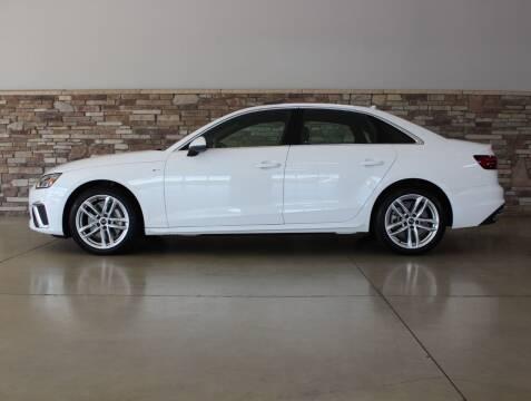 2020 Audi A4 for sale at Bud & Doug Walters Auto Sales in Kalamazoo MI