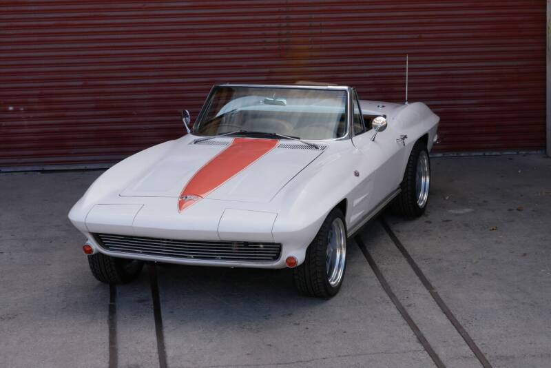 1964 Chevrolet Corvette for sale at Sierra Classics & Imports in Reno NV