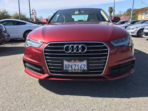 2018 Audi A6 for sale at MISSION AUTOS in Hayward CA