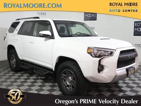 2019 Toyota 4Runner for sale at Royal Moore Custom Finance in Hillsboro OR