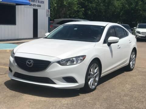 2017 Mazda MAZDA6 for sale at Discount Auto Company in Houston TX