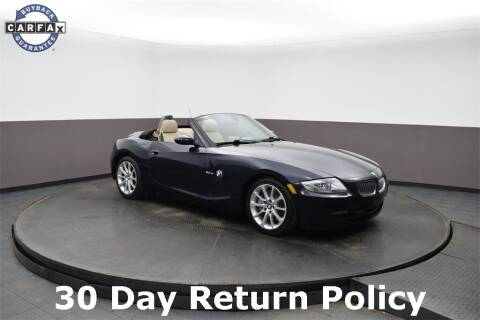 2006 BMW Z4 for sale at M & I Imports in Highland Park IL