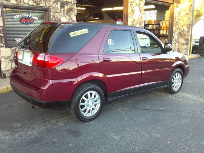 2006 Buick Rendezvous for sale at Dons Tire & Auto in Butler WI