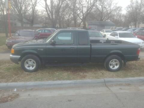 2002 Ford Ranger for sale at D & D Auto Sales in Topeka KS
