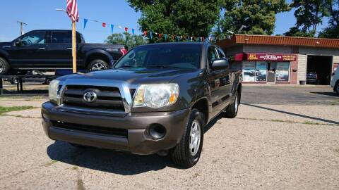 2010 Toyota Tacoma for sale at Lamarina Auto Sales in Dearborn Heights MI