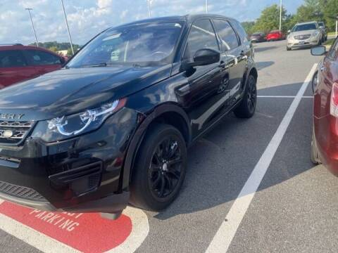 2018 Land Rover Discovery Sport for sale at The Car Guy powered by Landers CDJR in Little Rock AR