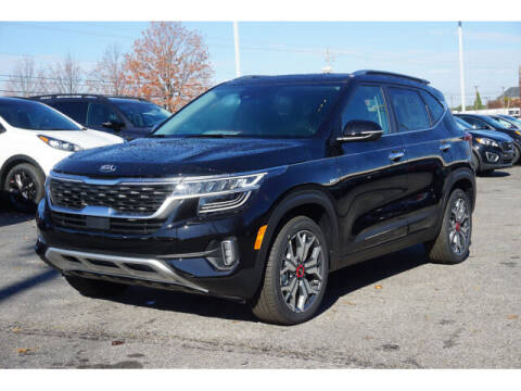 2021 Kia Seltos for sale at Southern Auto Solutions - Kia Atlanta South in Marietta GA