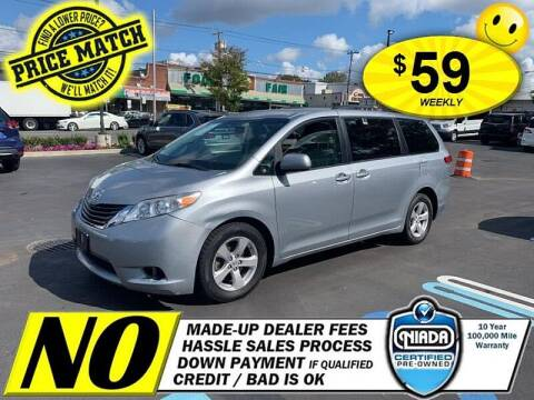 2014 Toyota Sienna for sale at AUTOFYND in Elmont NY