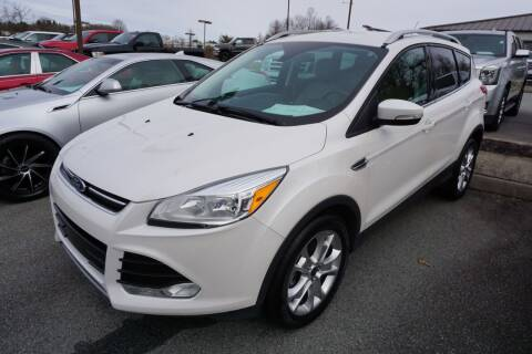 2016 Ford Escape for sale at Modern Motors - Thomasville INC in Thomasville NC