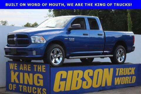 2017 RAM Ram Pickup 1500 for sale at Gibson Truck World in Sanford FL