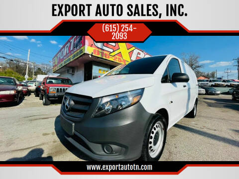 2016 Mercedes-Benz Metris for sale at EXPORT AUTO SALES, INC. in Nashville TN