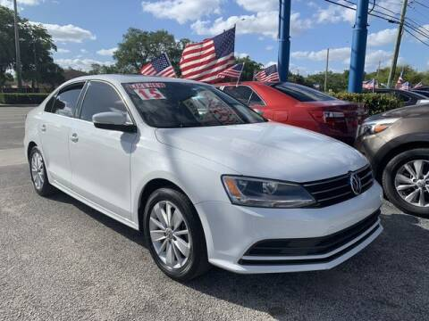 2015 Volkswagen Jetta for sale at AUTO PROVIDER in Fort Lauderdale FL