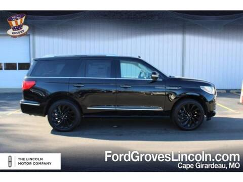 2021 Lincoln Navigator for sale at JACKSON FORD GROVES in Jackson MO