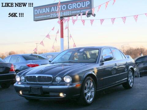 2004 Jaguar XJ-Series for sale at Divan Auto Group in Feasterville PA
