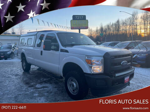 2016 Ford F-250 Super Duty for sale at FLORIS AUTO SALES in Anchorage AK