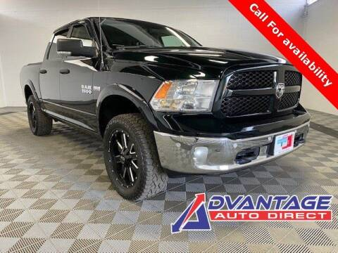 2017 RAM Ram Pickup 1500 for sale at Advantage Auto Direct in Kent WA
