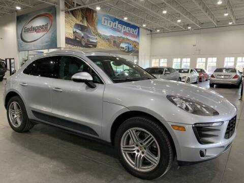 2017 Porsche Macan for sale at Godspeed Motors in Charlotte NC