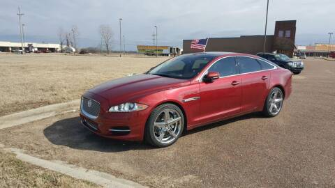 2011 Jaguar XJ for sale at The Auto Toy Store in Robinsonville MS