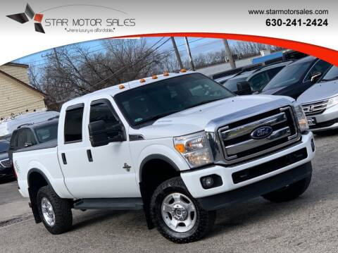 2015 Ford F-250 Super Duty for sale at Star Motor Sales in Downers Grove IL