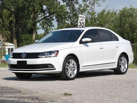 2017 Volkswagen Jetta for sale at Tonys Pre Owned Auto Sales in Kokomo IN