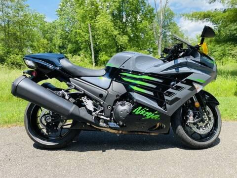 2021 Kawasaki Ninja ZX-14R ABS