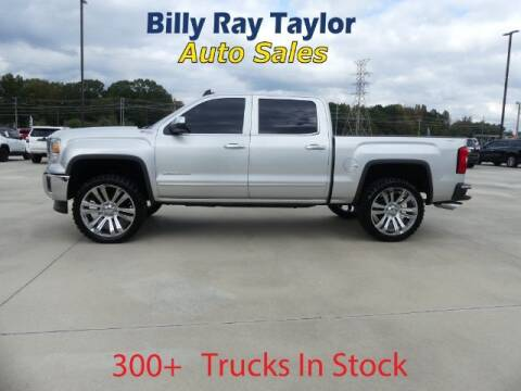 2015 GMC Sierra 1500 for sale at Billy Ray Taylor Auto Sales in Cullman AL