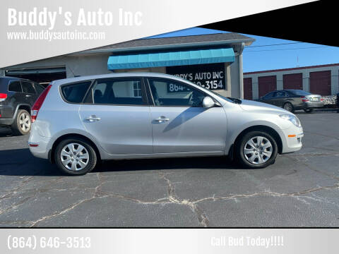 2012 Hyundai Elantra Touring for sale at Buddy's Auto Inc in Pendleton, SC