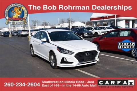 2018 Hyundai Sonata for sale at BOB ROHRMAN FORT WAYNE TOYOTA in Fort Wayne IN