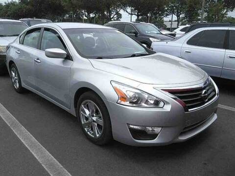 2014 Nissan Altima for sale at Gulf South Automotive in Pensacola FL